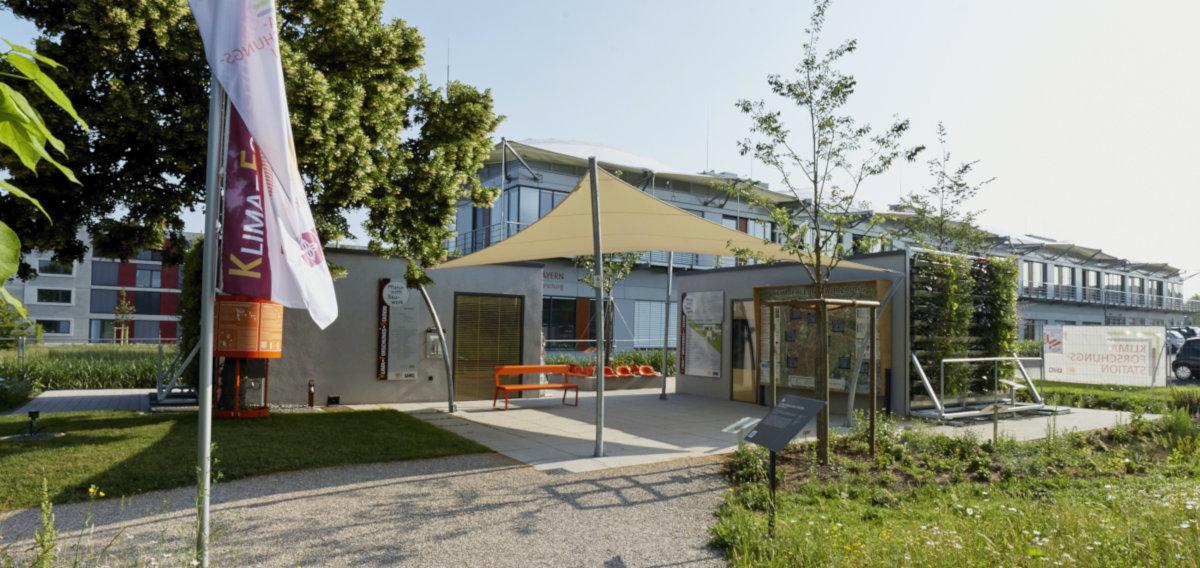 ZAE Bayern Klima Forschungsstation