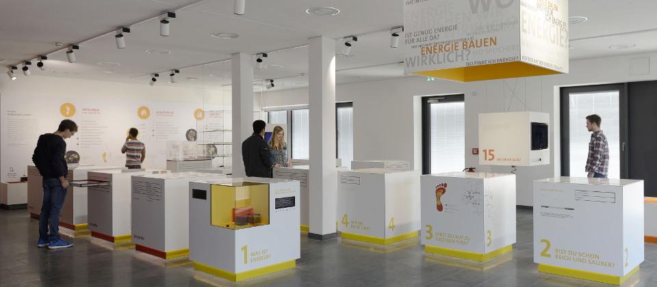 Besuchen Sie unsere Ausstellung!